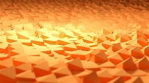 Image Gallery orange geometric wallpaper