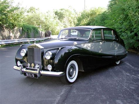 1956 Rolls Royce by 1956 Rolls Royce Silver Cloud I Standard Steel Values