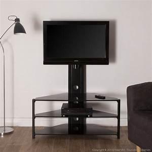 Meuble Tv En Hauteur : meuble tv d 39 angle hauteur 60 cm ~ Teatrodelosmanantiales.com Idées de Décoration