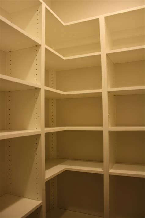 pantry shelving plans woodworking projects plans