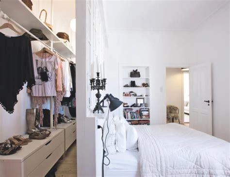 walk in closet bed walk in wardrobe behind bed loft inspiration pinterest