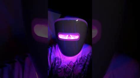 light therapy mask neutrogena light therapy acne mask a week after use