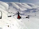Skiing in Faraya, Lebanon - YouTube