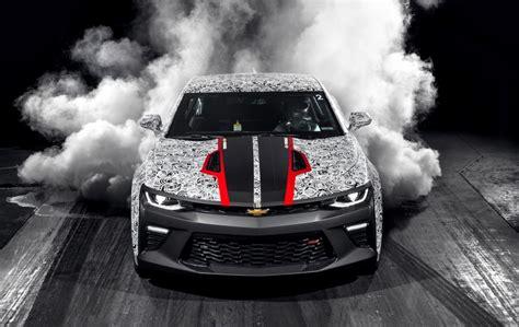 chevy camaro ss drag racing development concept