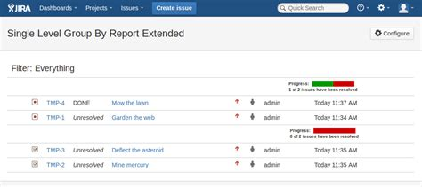 What Does Your Dac Report Look Like With Does Background Creating A Jira Report
