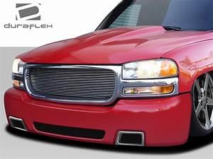 Gmc Sierra Front Bumpers  Gmc Sierra Ss Look Front Bumper