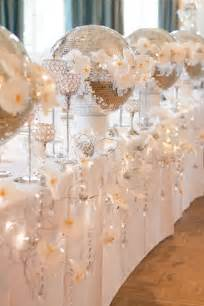White and Silver Winter Wedding Ideas