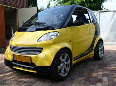 smart fortwo 450 hellow yellow fortwo type 450 city coup 233 1998 s mann