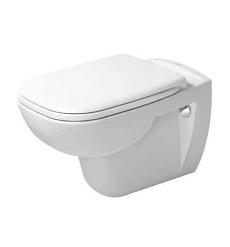 duravit d code 355 x 545mm wall mounted toilet 25350900002