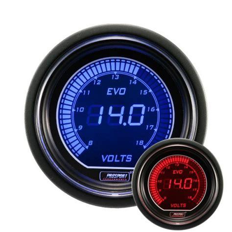 baquet siege manomètre voiture voltmètre prosport