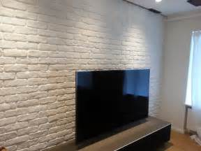 wohnzimmer ideen wandgestaltung stein eckbank rustikal modern kreative ideen für ihr zuhause design