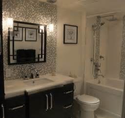black and white small bathroom ideas black and white small tile backsplash with decorative