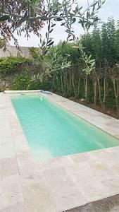 Piscine Couloir De Nage : couloir de nage polyester avec banquette piscine ~ Premium-room.com Idées de Décoration