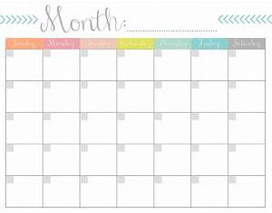 Monthly calendar 17 printable monthly calendars images monthly calendar printable monthly for Free printable monthly planner