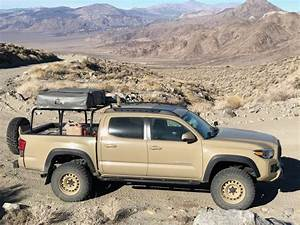 Toyota Tacoma 2016 Quicksand Trdor Manual Overlooking