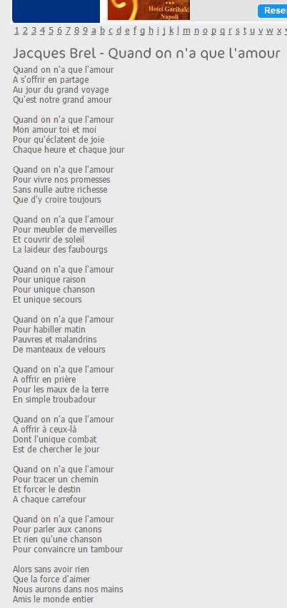 plus de 1000 id 233 es 224 propos de le grand jacques brel