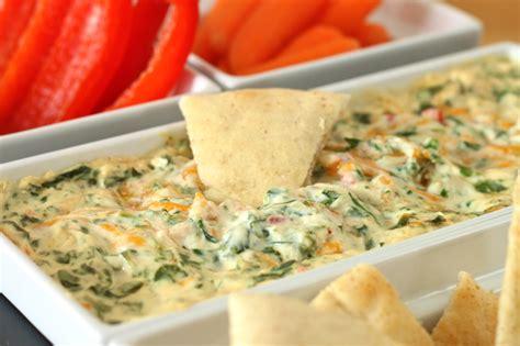 dips cuisine pered chef spinach artichoke dip recipe pered