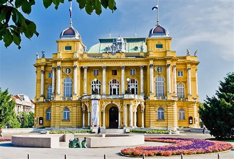 14 Top Tourist Attractions in Zagreb & Easy Day Trips