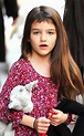 Check Out Suri Cruise's New Bangs! - E! Online - UK