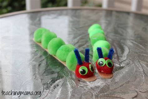 8 insect crafts for 552 | caterpillarsoutside