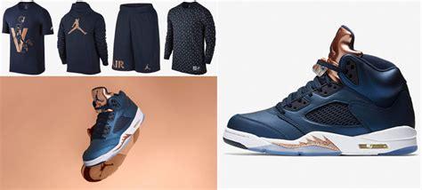 Air Jordan 5 Bronze Clothing | SneakerFits.com