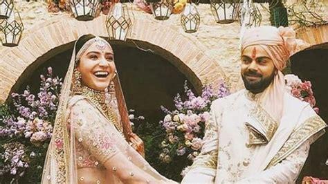 anushka sharma virat kohli wedding priyanka chopra shah rukh khan