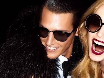 Tom Ford Campaign Ad Sunglasses Smile Eyewear