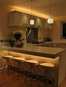 Bright accent light ideas for your kitchen