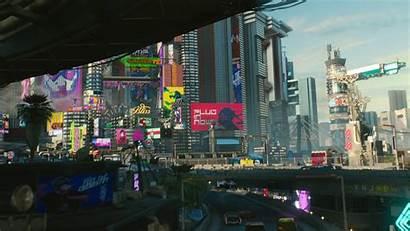 Cyberpunk 2077 Gry Night Mapa Oczekiwane Pecety