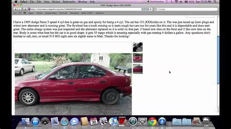 craigslist cincinnati ohio  cars  sale  owner