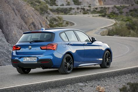 BMW 1-serie facelift 2018 | Teknikens Värld