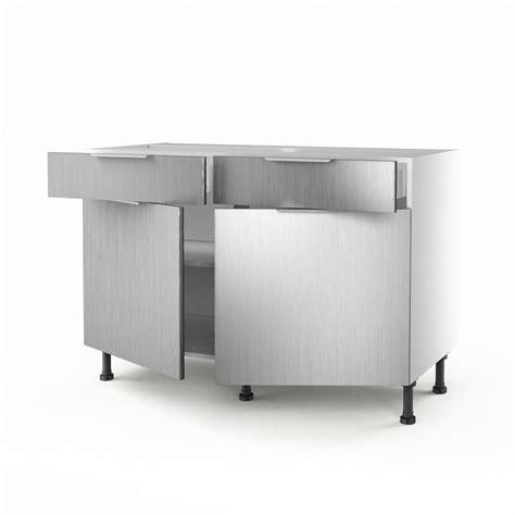 meuble bas cuisine peu profond cool volet roulant meuble cuisine volet roulant pour