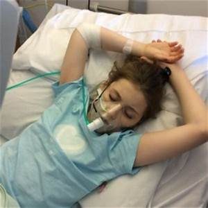 UK girl, 11, fighting for life in hospital as butchers ...