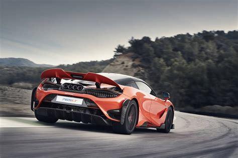 McLaren 765LT (675LT successor) unveiled - Longer, Lighter ...