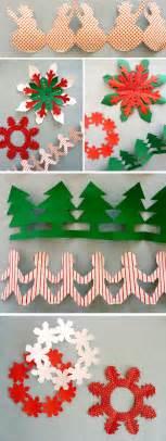faire des decoration de noel en papier les d 233 corations de noel en papier une activit 233 facile 224
