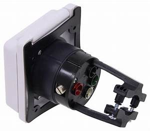 Epicord 50 Amp Twist Lock Power Inlet