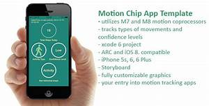 apple motion coprocessor app template for m7 and m8 by With apple motion templates for sale