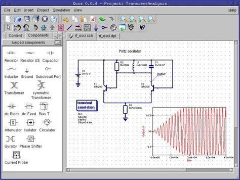 Techtrends Qucs Aeur Open Source Electronics Circuit