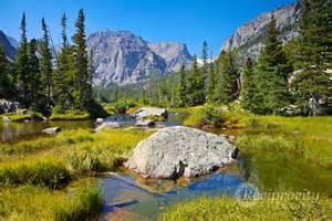 Colorado Rocky Mountain Landscapes