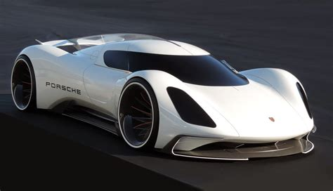 porsche electric envisioning an electric porsche endurance racer images