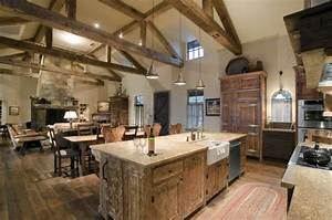 20 cozy rustic kitchen design ideas style motivation With the best inspiration for cozy rustic kitchen decor