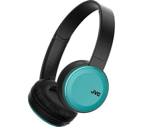 buy jvc ha s30bt a e wireless bluetooth headphones teal free delivery currys