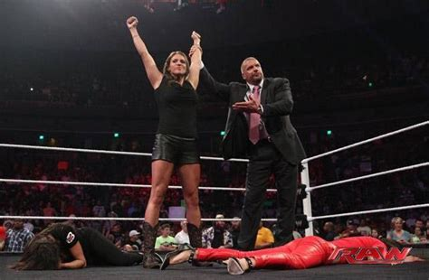 Stephanie Mcmahon On Twitter On My Way To Announce The