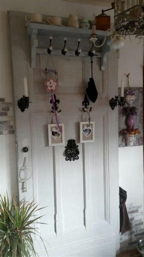 Alte Tür Garderobe by Die 25 Besten Garderobe Shabby Chic Ideen Auf