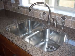 kitchen sink faucets the innovation of kitchen sinks optimum houses