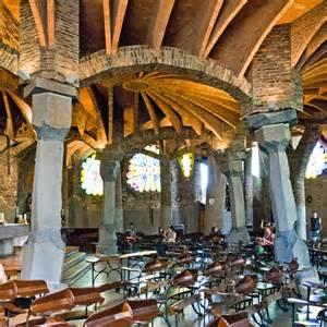 architectural house designs ad classics colònia güell antoni gaudí archdaily