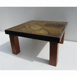 Table Bois Et Fer : 114 table basse bois et fer table basse table basse en ~ Premium-room.com Idées de Décoration