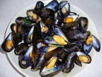 calories moules marinieres