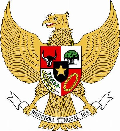 Garuda Burung Gambar Pancasila Indonesia