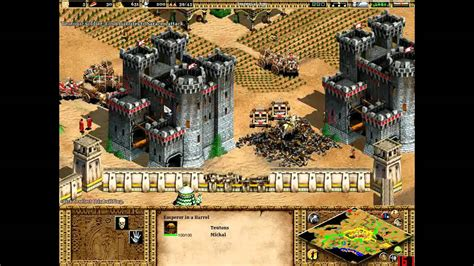 Age Of Empires 2 Barbarossa Mission 6 Final Youtube